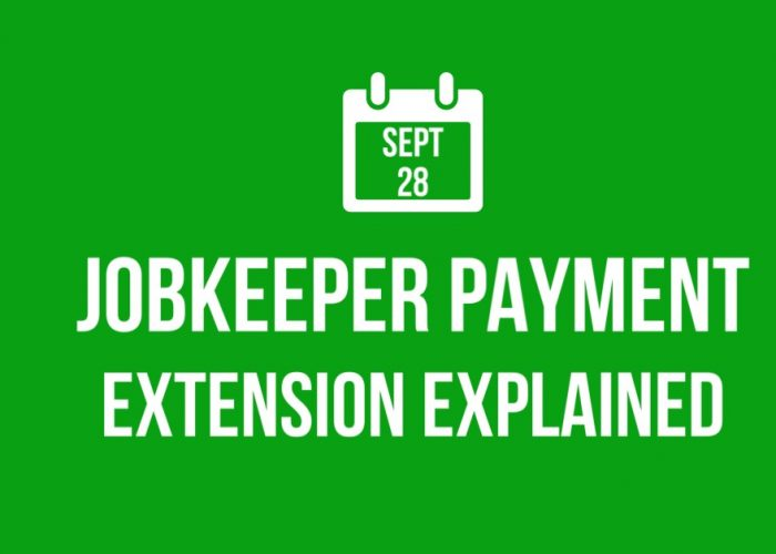 JobKeeper Payment – Extension Eligibility