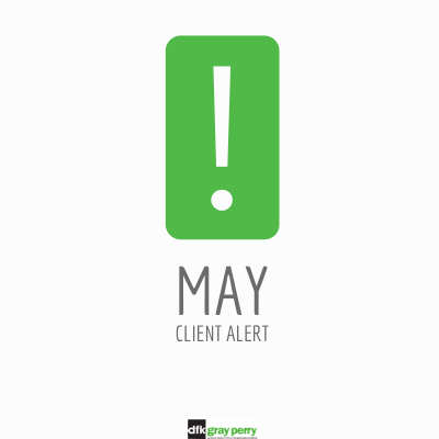 May Client Alert