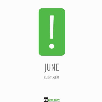 June Client Alert